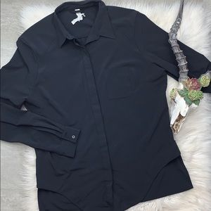 Lululemon // Urbanite Shirt Black